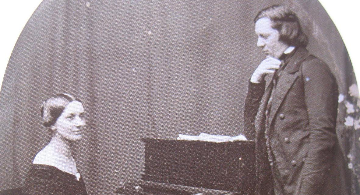 Robert e Clara Schumann all'Istituto tedesco di Bologna