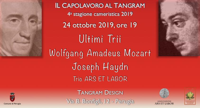 Ultimi Trii - Wolfgang Amadeus Mozart - Joseph Haydn